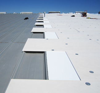 Commercial Roofing Metal Roof Replacement Tbrc Roofing